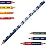 Custom Coloration Colored Pencils