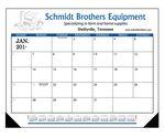 Custom 12-Sheet Display-A-Month Desk Pad Calendar (After 5/1)