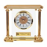 Custom Clock - Showpiece Mantel Clock