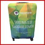 Custom Dye Sublimated Luggage Cover