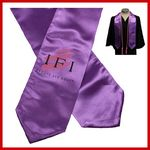 Custom Graduation Screen Print Stole