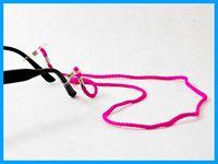 Pink Sunglasses / Eyeglasses Cord