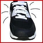 Custom Reflective Shoelaces