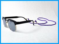 Purple Sunglasses / Eyeglasses Cord