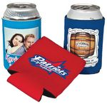 Custom Can-Tastic Neoprene Beverage Insulator (Heat Transfer)
