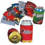 Can-Tastic® Open-Cell Beverage Insulator (4 Color Process Sublimation)