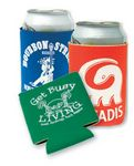 Custom Can-Tastic Neoprene Beverage Insulator (1 Color/ 1 Location)