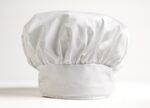 Custom White Chef Cap