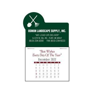 Press-N-Stick 13 Month Contemporary Calendar