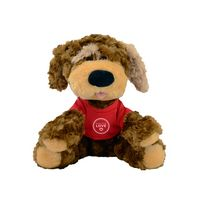 Luke Plush Dog Stuffed Animal