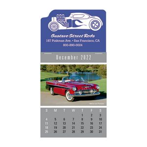 Press and Stick Calendars -