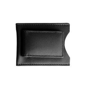Magnetic Money Clip w/Card Pocket Case