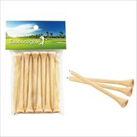 BIC Graphic® Teecil® Golf Tees & Pencil in One w/Card Topper
