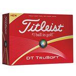 Titleist® DT TruSoft™ White Golf Balls (3 Day Service)