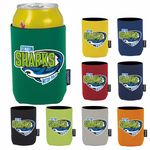 KOOZIE® Collapsible Neoprene Can Kooler (Heat Transfer)