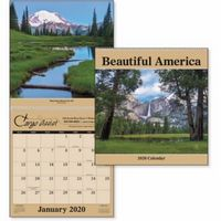 Triumph® Beautiful America Executive Calendar