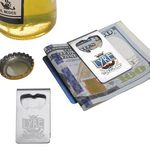 Custom Money Clip w/Bottle Opener