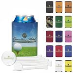 KOOZIE® Collapsible Deluxe Golf Event Kit w/Wilson® DT Trusoft™ Golf Ball