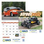Custom Good Value Street Rods Spiral Calendar