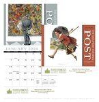 Custom Saturday Evening Post Appointment Calendar