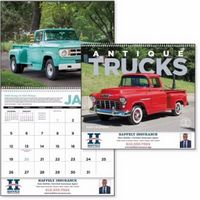 Triumph® Antique Trucks Appointment Calendar