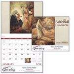 Custom GoodValue Faithful Followers Calendar (Stapled)