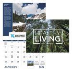 Custom GoodValue Healthy Living Calendar (Window)