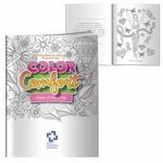 Custom Adult Coloring Books - Hues of Healing (Breast Cancer Awareness)