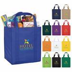 Custom Good Value Mega Grocery Tote Bag