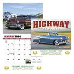 Custom Highway Memories Automotive Calendar