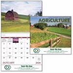 Custom Good Value Agriculture Spiral Calendar