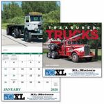 Custom GoodValue Treasured Trucks Calendar (Stapled)