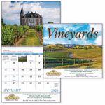 Custom GoodValue Vineyards Spiral Calendar