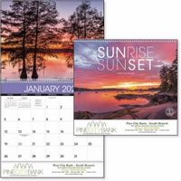 Triumph® Sunrise/Sunset Appointment Calendar