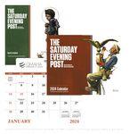 Custom GoodValue The Saturday Evening Post Calendar (Window)