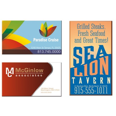 Sunset creations promotional products and apparel brand goodvalue business card magnet colourmoves