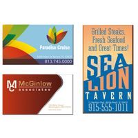 Good Value® Business Card Magnet