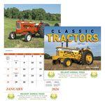Custom GoodValue Classic Tractors Calendar (Stapled)