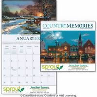 Triumph® Country Memories Appointment Calendar
