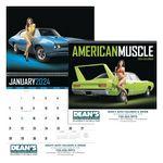 Custom Triumph American Muscle Appointment Calendar