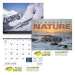 Custom GoodValue The Power of Nature Calendar (Spiral)