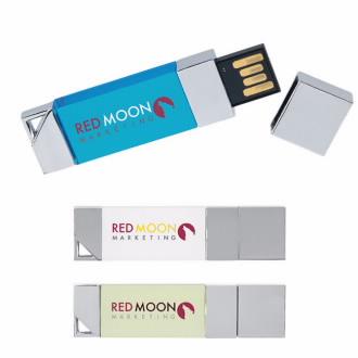 8 GB Universal Source™ Illuminated USB 2.0 Flash Drive