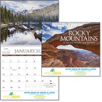 Triumph® Rocky Mountains Appointment Calendar