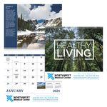 Custom GoodValue Healthy Living Calendar (Spiral)
