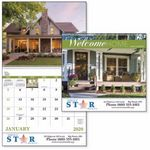 Custom GoodValue Welcome Home Calendar (Spiral)