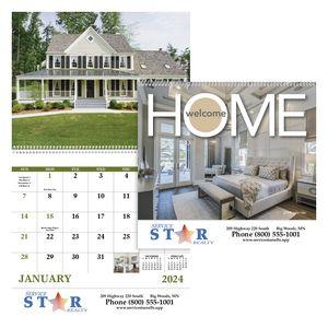 Custom Printed Distinctive Homes Appointment Calendars