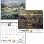Custom GoodValue Scenic Memories Calendar (Spiral)