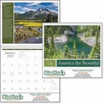 Custom Triumph America the Beautiful Appointment Calendar w/ Recipes