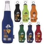 Koozie® Neoprene Zip Up Bottle Kooler