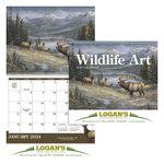 Custom Triumph Wildlife Art Appointment Calendar